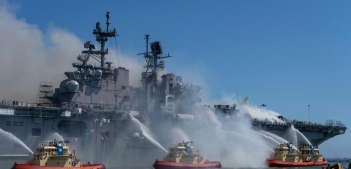 什么是两栖攻击舰,塔拉瓦级两栖攻击舰