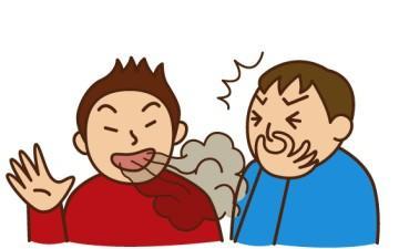 针对生理性口臭,生活中如何快速去除呢?