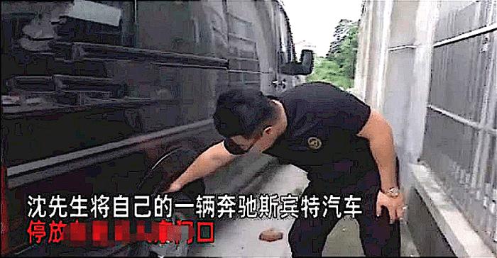 出门车胎爆了预示,出门车胎漏气预示什么