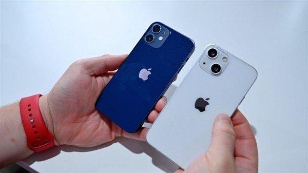 iPhone 13系列机模提前流出,与上代区别肉眼可见