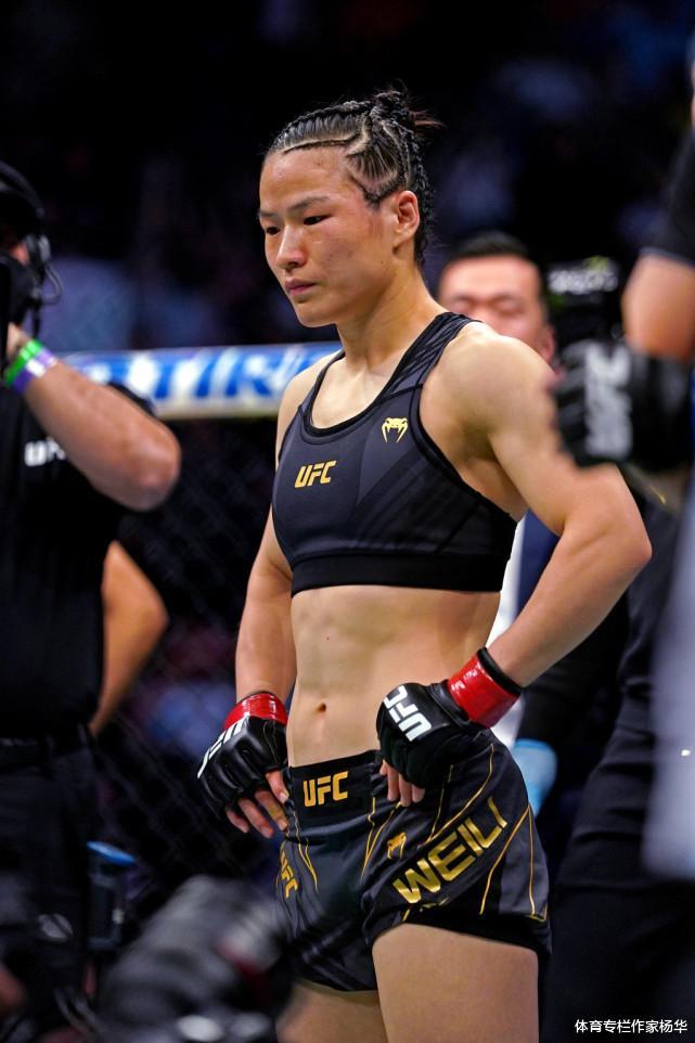 罗斯获胜后向张伟丽道歉:她是真正的武术家,我从未攻击过她个人