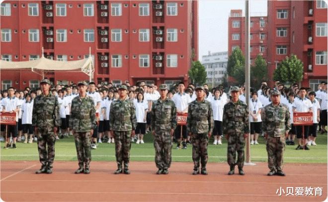 衡水提前安排复读生开学,已经开始军训,这都不站同一起跑线了