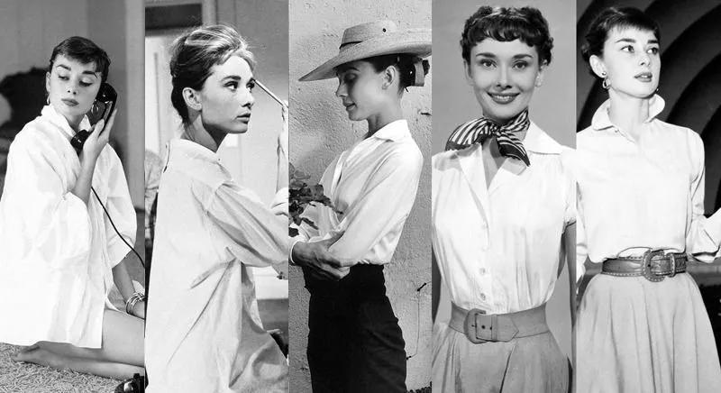 白衬衫怎么穿经典不过时,搭配也需要多样化,才能避免穿成职业装