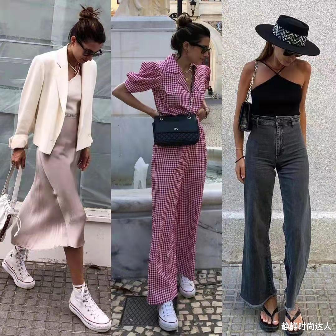 时尚博主教你搭配:夏季的慵懒范儿搭配,轻松穿出舒适与时髦