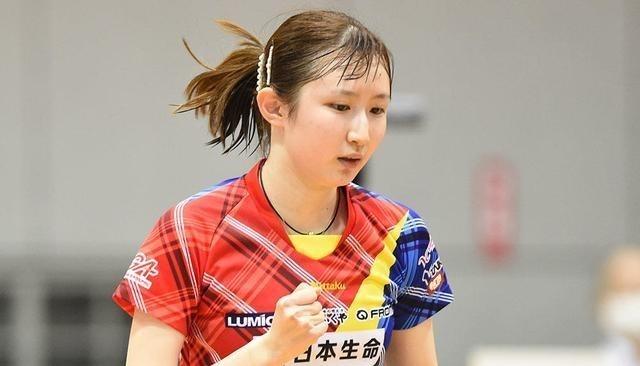 拒绝被爆冷!日本全国冠军3-1惊险晋级:对手曾爆冷战胜过陈梦