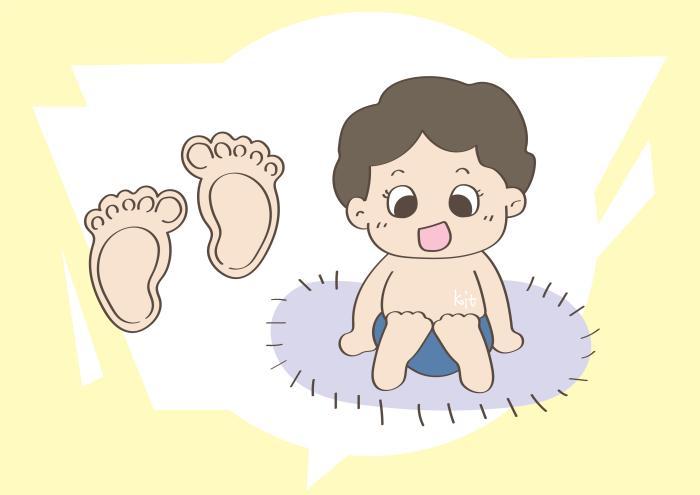 新生儿为什么要留脚印?原来有这些原因,家长们要知道