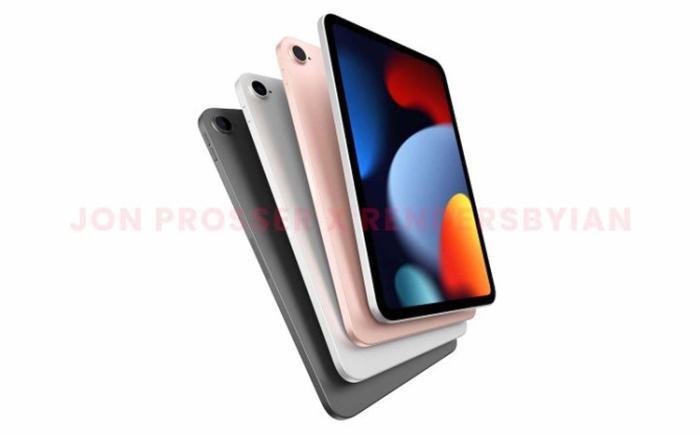 全新iPad mini秋季发布:取消Home键