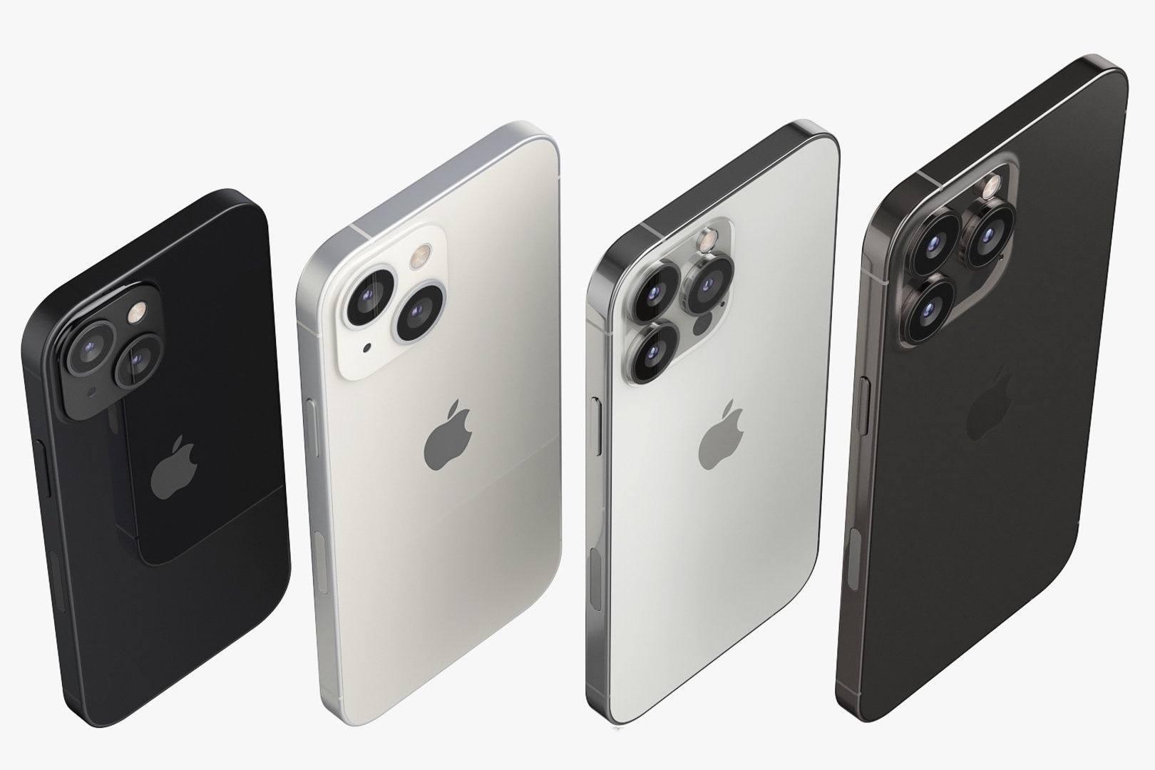 稳步升级!iPhone 13系列再曝新消息