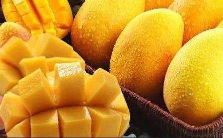 芒果的营养价值与功效