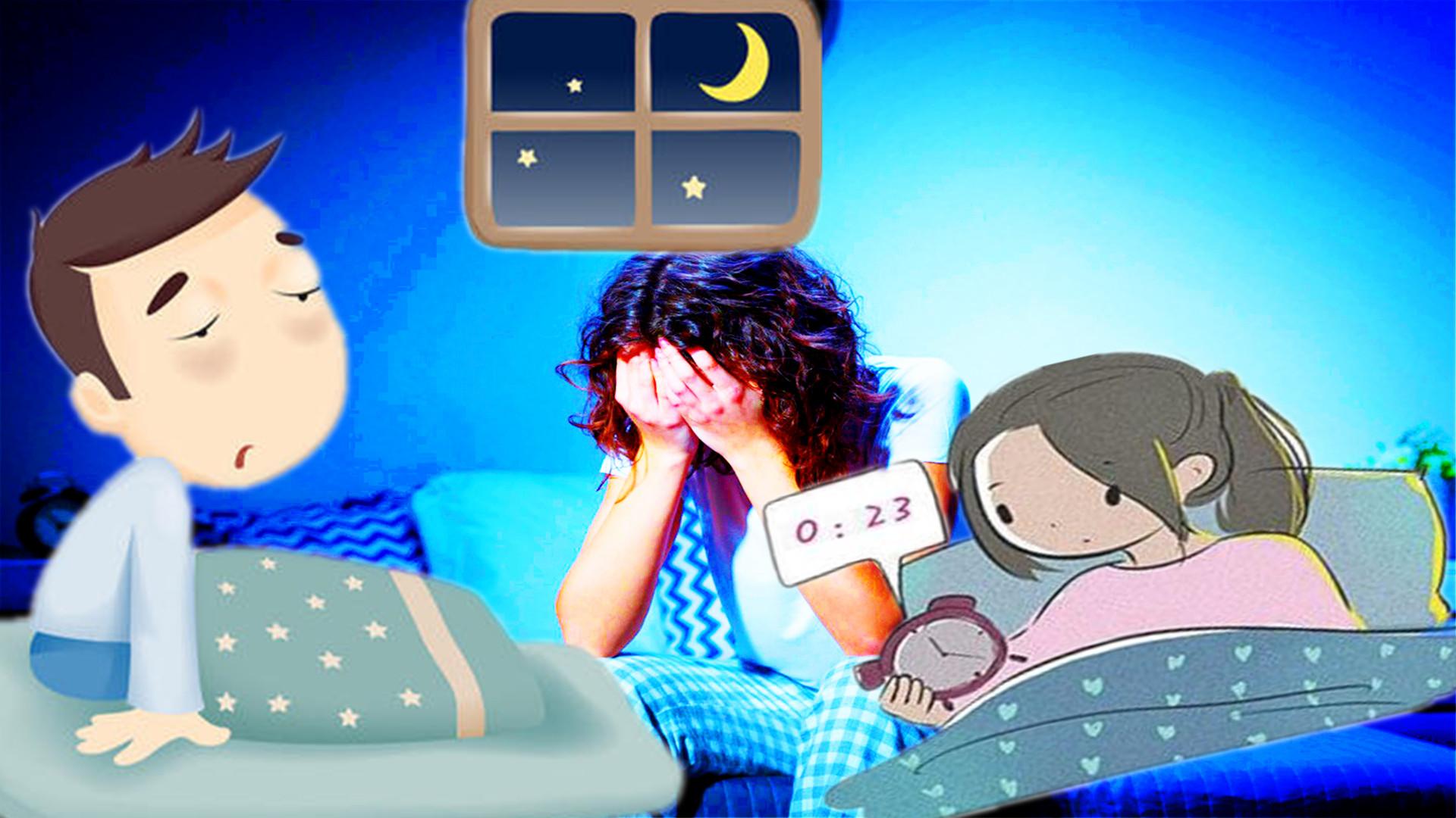 如何纠正恐惧睡眠的思维?失眠者分享成功经验,要植入正面的信念