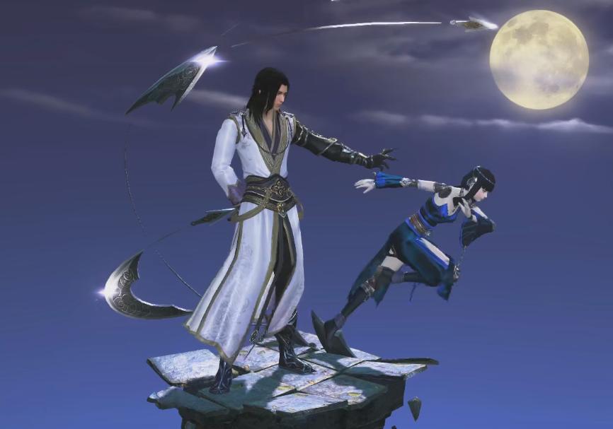 国产三大网游大比拼!画质剧情逆水寒、天刀、剑三谁是真英雄?