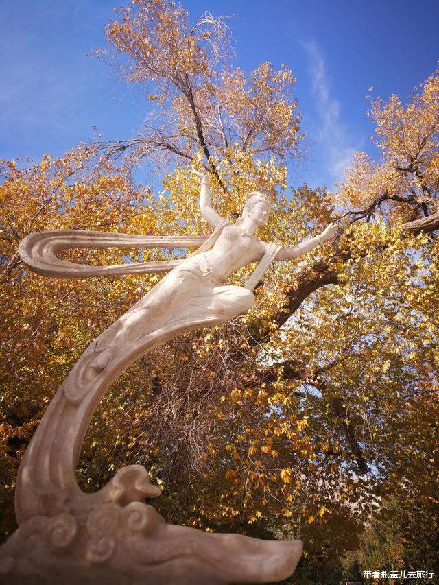 敦煌莫高窟如何游玩,十四张图片带你领略丝绸之路上的艺术瑰宝