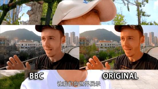 为抹黑中国,BBC竟连树都涂成黑色的!外国博主怒锤BBC