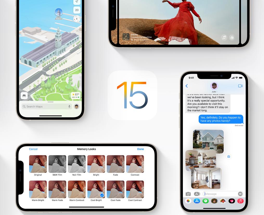 iOS 15公测版可以升级了!所有用户均有资格