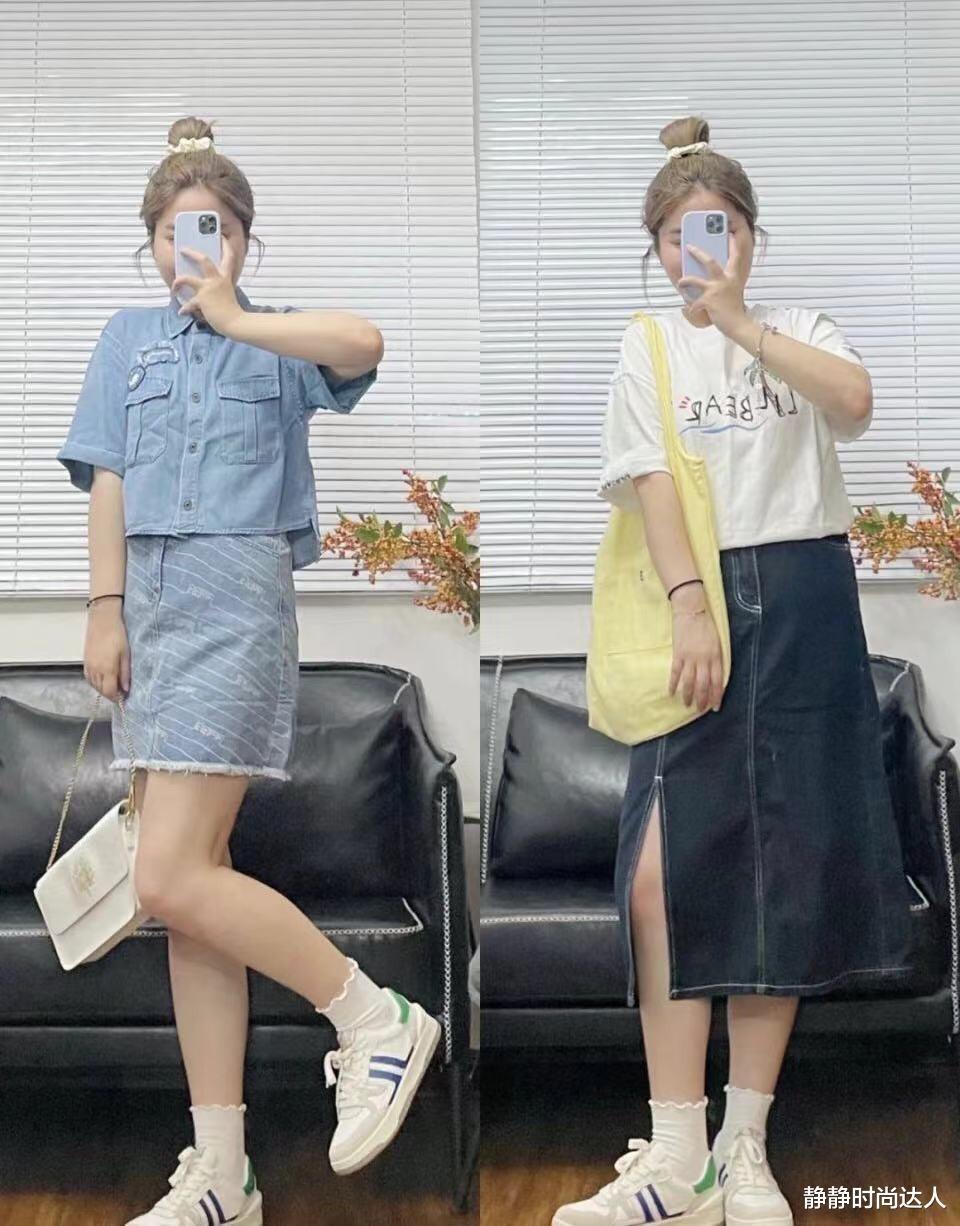 微胖女性夏天穿什么?建议多多尝试穿裙子的方式,遮肉还显瘦
