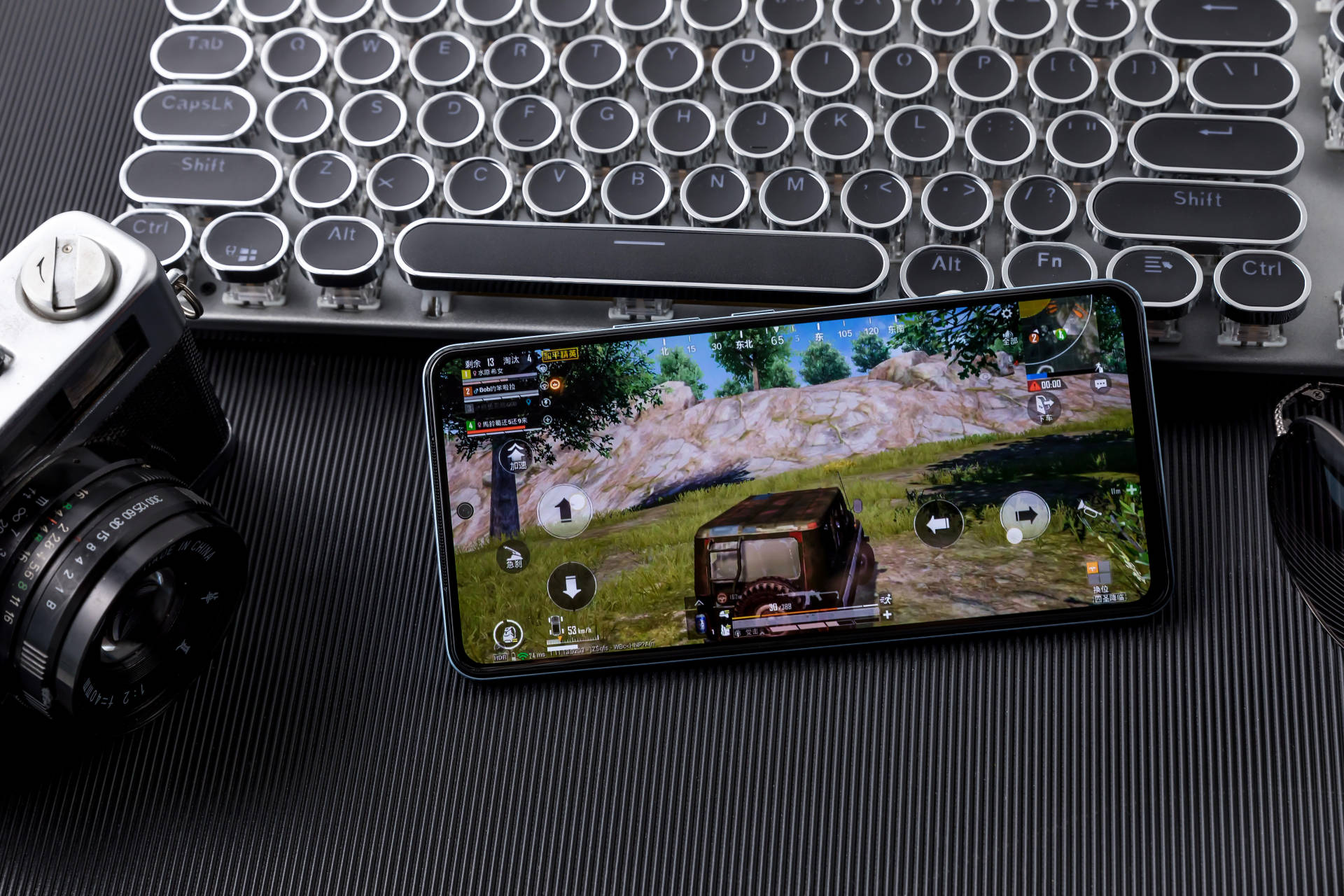 iQOO Neo5体验分享!一款能真正打动手游爱好者的机型