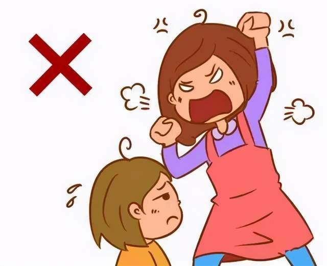 打骂式的教育对孩子影响有多大?请对棍棒教育说拜拜