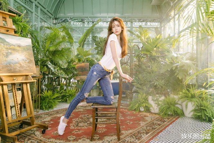 林志玲拍广告引热议,在凳子上热舞被吐槽,网友:卖鸡精还是卖肉
