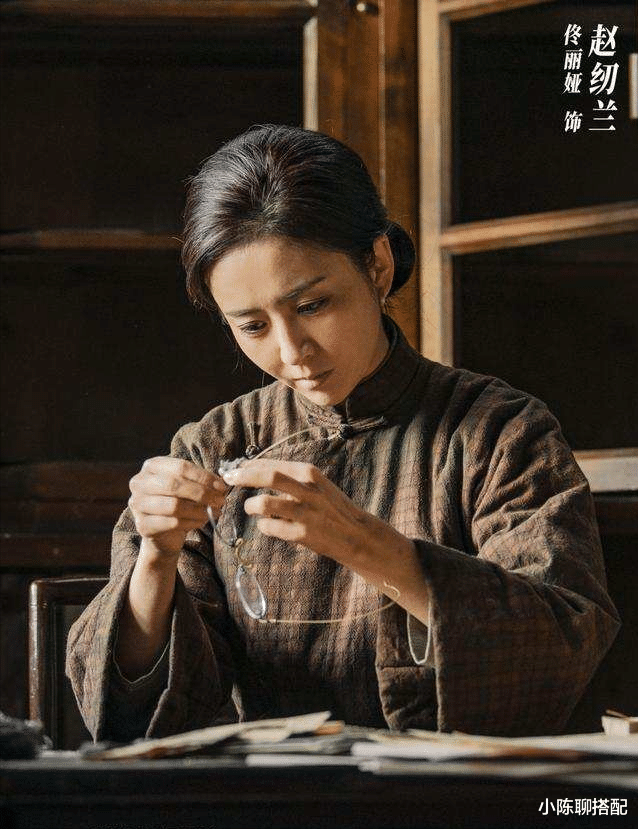 佟丽娅影幕新形象被众人夸,她的变身大女人的造型小技巧值得一学
