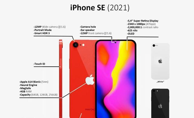 3月份的苹果春季发布会,将带来iPhoneSE3,还是iPhoneSEPlus?