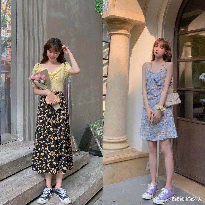 今年夏天怎么穿,减龄又时尚?裙子、裤子这么搭配,元气满满