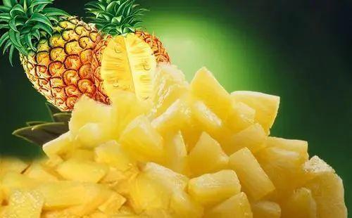 菠萝的营养价值与功效