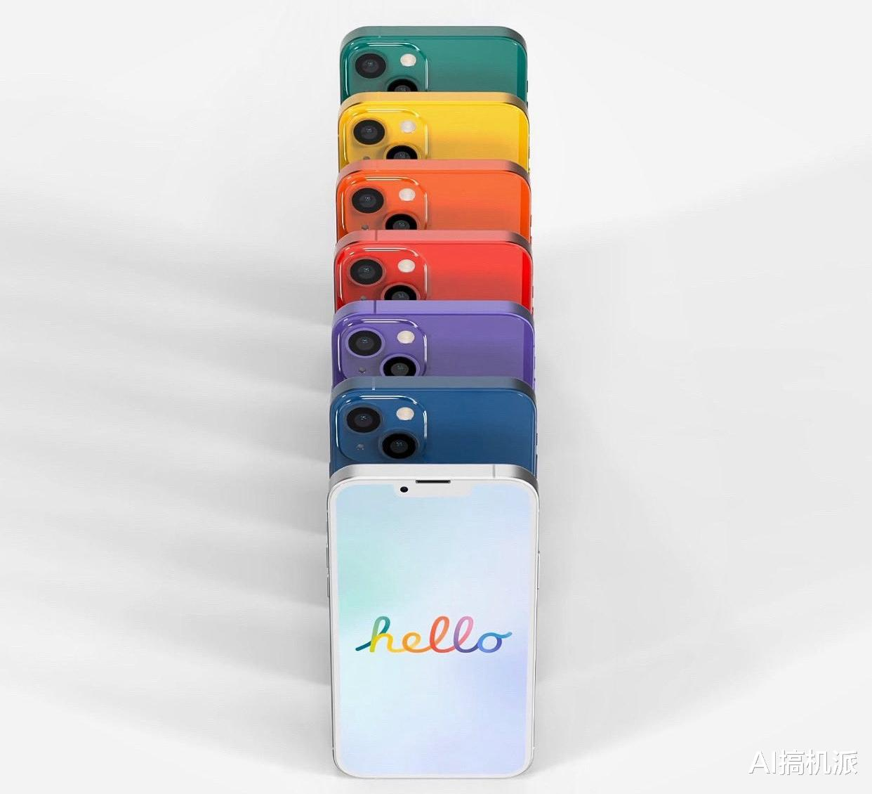 iPhone 13 Pro将升级4300mA电池,支持自适应高刷新率,很期待!