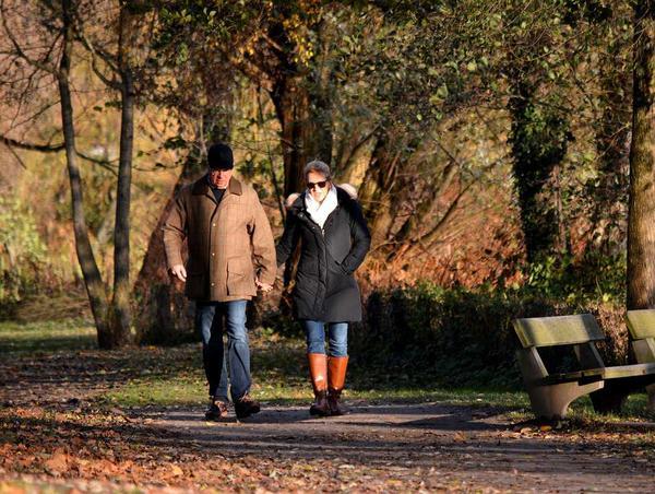 每天坚持散步,心血管疾病风险降低?坚持散步还有这些好处