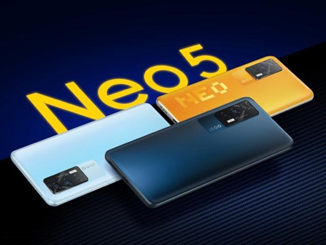 iQOO Neo5发布:三大显著升级,K40有力挑战者