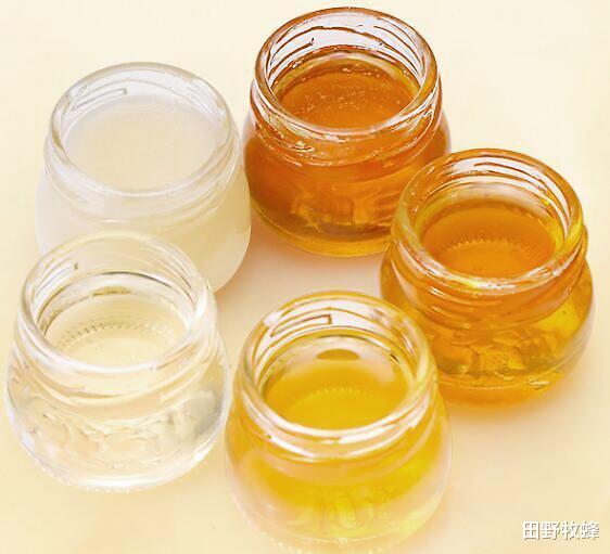 蜂蜜有几种颜色? 什么颜色的蜂蜜最好最纯?