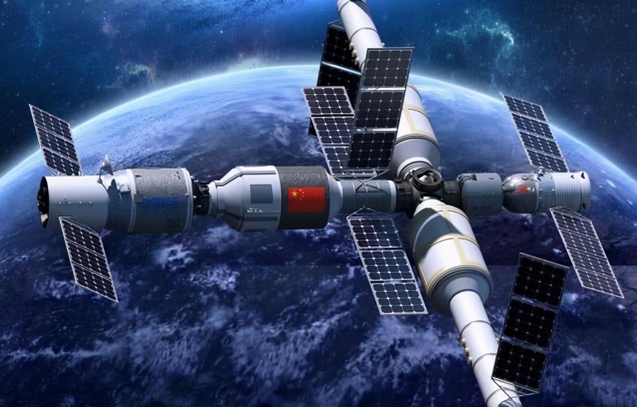 """""""天河""""发射成功,中国空间站即将建成,这意味着什么?"""