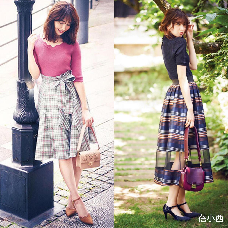 小众而简约的日系风穿搭,跟日本小姐姐照着穿,这一季轻松美翻了