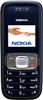 Which browser supports URL intelligent input for Nokia 1209