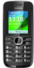 Which browser supports video search on Nokia 111