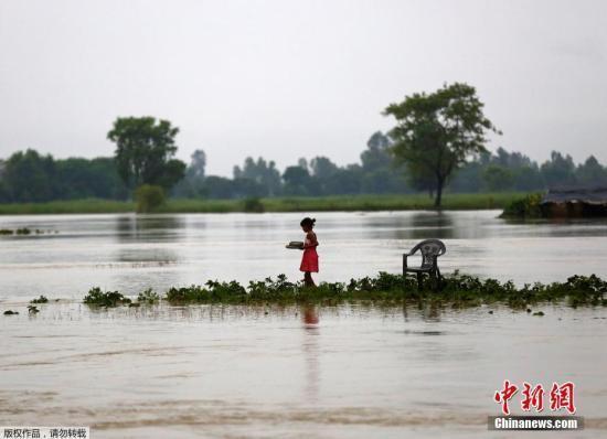 尼泊尔将迎雨季 中使馆吁谨慎参加涉水旅游项目