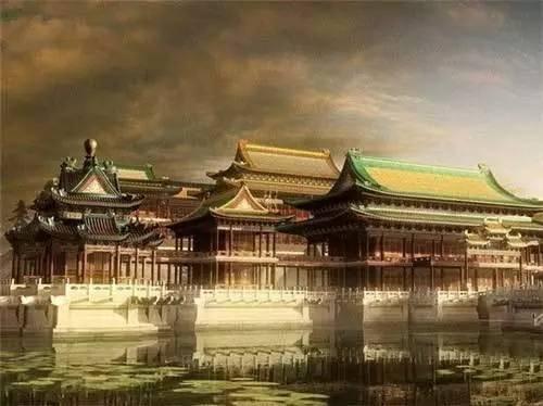 北京圆明园路线图 圆明园被烧毁前的照片, 美的轰动了