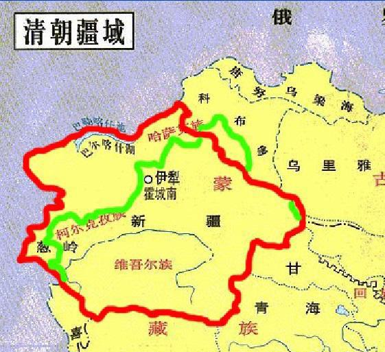 清朝唯一没有丢的地方, 差点在慈禧犹豫中拱手让人