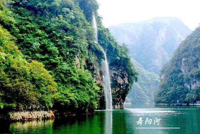 贵州的16个县市48个绝美生态风景