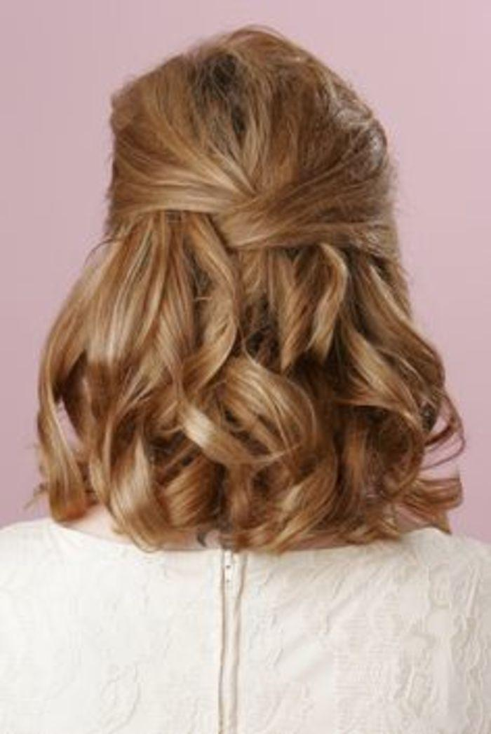 长发发型扎法及步骤 不要再披头散发了, 冬天扎这3款!