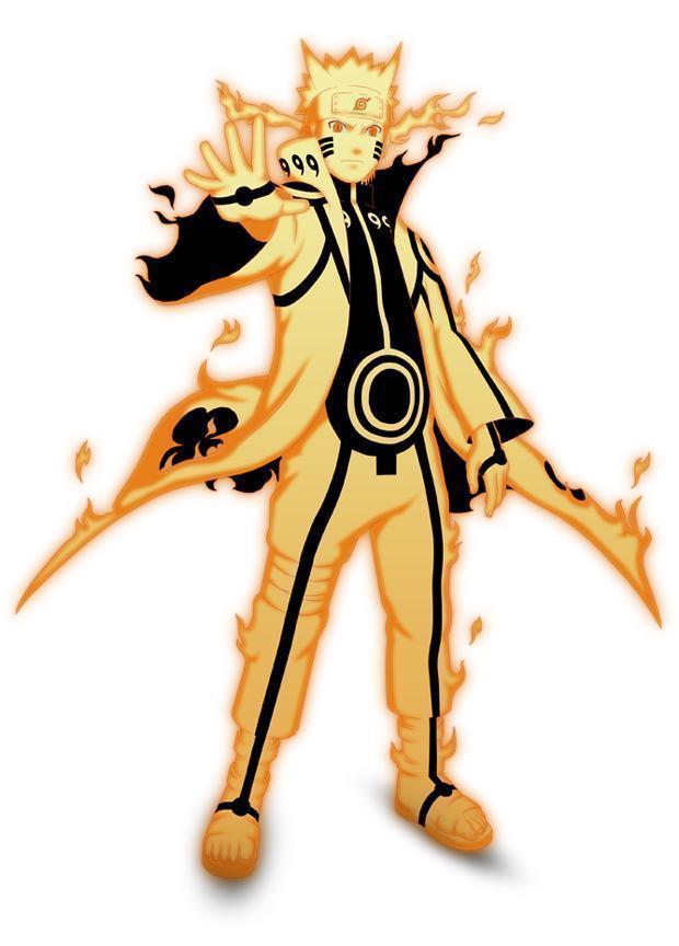 [ 解析 ] 主角多开挂,鸣人的仙人体和九尾模式哪个更强?