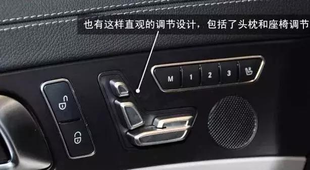 这应该是最全的车内按键说明书了吧?