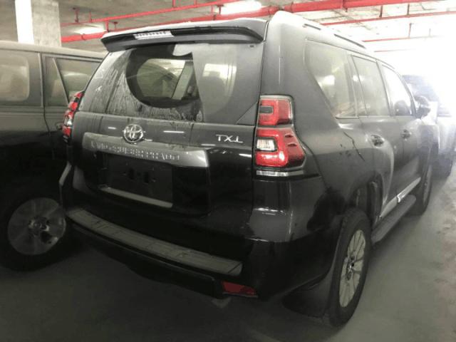2018款中东版丰田普拉多2700txl天津优惠6万 销售全国