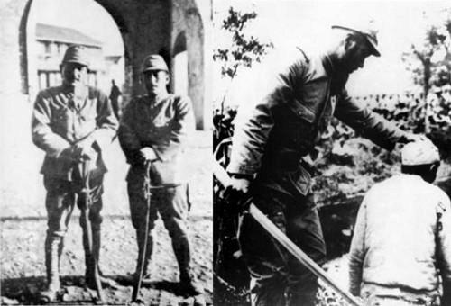 野田毅-南京大屠杀中的百人斩屠夫最终命运是怎样的图片
