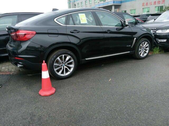 17款宝马x6天津港年中淡季大促销 最低报价65万