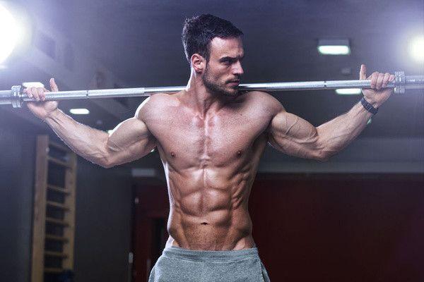 变式腹肌滚轮, 锻炼出8块腹肌