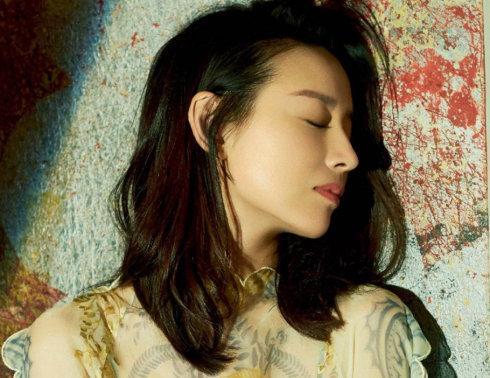 董洁曾经是陈坤眼中的女神,能否凭借《如懿传》翻身?