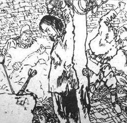 凡人闯西游 她受尽酷刑, 被鬼子大卸七块, 丢进硫酸缸