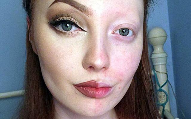 坚持化妆与坚持素颜,十年后会如何