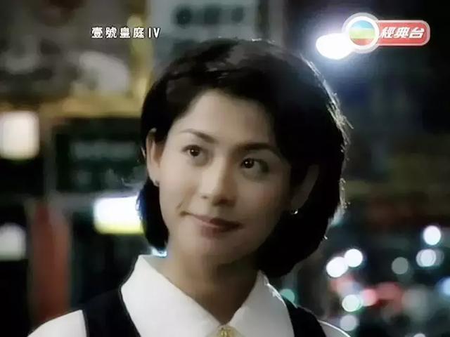 9大港女星短发造型, 关之琳袁咏仪难分高下, 但最帅的图片