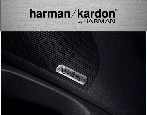 包括宝马,奥迪,路虎,奔驰,雷克萨斯等厂商的多款车型均采用哈曼卡顿的